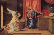 Filippino Lippi Annunciation oil painting reproduction