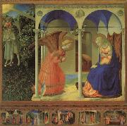 Altarpiece of the Annunciation