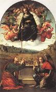 Francesco Granacci Madonna della Cintola oil painting reproduction