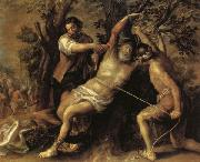 Francisco Camilo The Martyrdom of St.Bartholomew oil painting picture wholesale