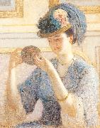 Frieseke, Frederick Carl Reflections oil painting reproduction