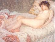 Frieseke, Frederick Carl Sleep oil painting picture wholesale