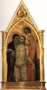 GIOVANNI DA MILANO Pieta of Christ and His Mourners oil painting picture wholesale