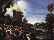 GUERCINO Concert Champetre oil painting picture wholesale