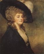 George Romney Mrs.Harriet Greer oil painting