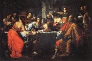 Giovanni Martinelli Belshazzar's Feast oil painting