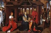 Hans Memling The Adoration of the Magi oil painting picture wholesale