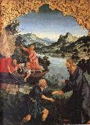Hans Suss von Kulmbach The Calling of St.Peter oil painting picture wholesale