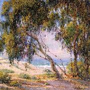 Hills, Anna Althea Beside the Sea- Laguna Beach oil painting picture wholesale