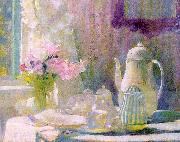 Hills, Laura Coombs Breakfast oil painting picture wholesale
