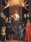 Jacopo da Empoli St.Ivo,Protector of Widows and Orphans oil painting picture wholesale