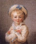 A Boy as Pierrot