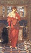John Melhuish Strudwick Isabella oil painting reproduction