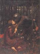 John William Waterhouse La Belle Dame sans Merci