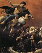 LANFRANCO, Giovanni The Ecstasy of St.Margaret of Cortona oil painting picture wholesale