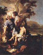 LISS, Johann The Sacrifice of Isaac oil painting picture wholesale