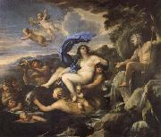 he Triumph of Galatea,with Acis Transformed into a Spring