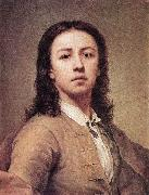 MENGS, Anton Raphael Self-Portrait oil painting reproduction