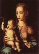 MORALES, Luis de Madonna and Child with Yarn Winder oil painting picture wholesale