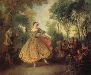Nicolas Lancret The Dancer Camargo oil painting picture wholesale