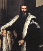 Portrait of a Gentleman in a Fur