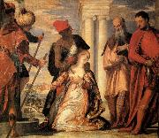 The Martyrdom of St.Justina