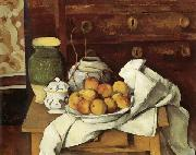 Nature morte avec commode