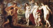 Peter Paul Rubens The Judgement of Paris oil painting reproduction