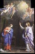 Philippe de Champaigne The Annunciation oil painting reproduction
