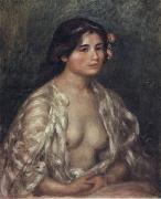 Female Semi-Nude