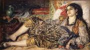 Odalisque or Woman of Algiers
