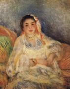 Algerian Woman Seated