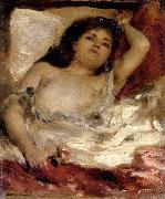 Reclining Semi-nude