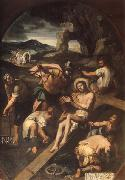 RIBALTA, Francisco Christ Nailed to the Cross oil painting picture wholesale