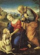 Raphael The Holy Family wtih a Lamb oil painting picture wholesale