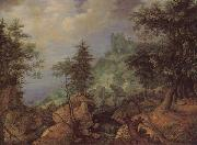 SAVERY, Roelandt Tyrolean Landscape oil painting on canvas
