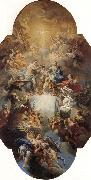 Sebastiano Conca The Glorification of St.Cecilia oil painting picture wholesale