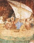 ANDREA DA FIRENZE Scenes from the Life of St Rainerus (detail) oil painting reproduction
