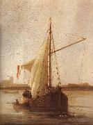 Aelbert Cuyp Details of Dordrecht:Sunrise oil painting reproduction
