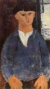 Amedeo Modigliani Moose Kisling oil painting reproduction