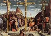 Andrea Mantegna Crucifixion,from  the San Zeno Altarpiece oil painting picture wholesale
