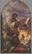 Andrea Pozzo Saint Francis Xavier oil painting reproduction