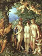 BALEN, Hendrick van The Judgement of Paris oil painting reproduction