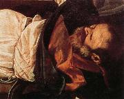 Details of Martyrdom of St.Matthew