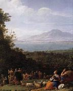 Claude Lorrain Details of The Sermon on the mount oil painting reproduction