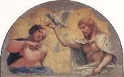 Correggio Coronation of the Virgin oil painting picture wholesale