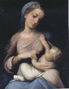 Correggio Campori Madonna oil painting reproduction