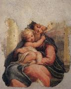 Correggio Madonna della Scala oil painting picture wholesale