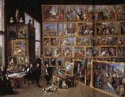 Archduke Leopold Wihelm's Galleries at Brussels