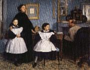 Edgar Degas The Bellelli Family oil painting picture wholesale